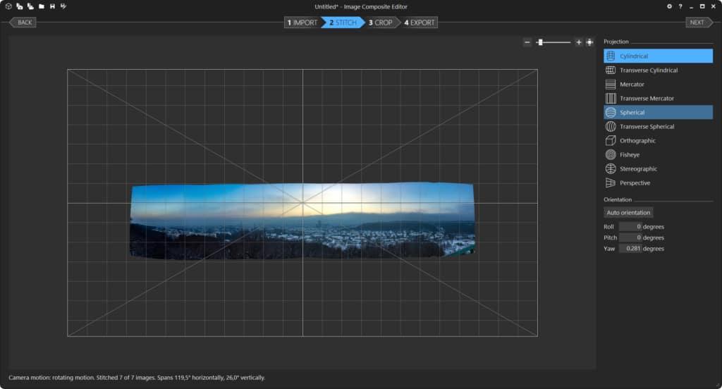 Sklejanie zdjęć po sklejeniu 1024x552 - Sklejanie zdjęć panoramicznych