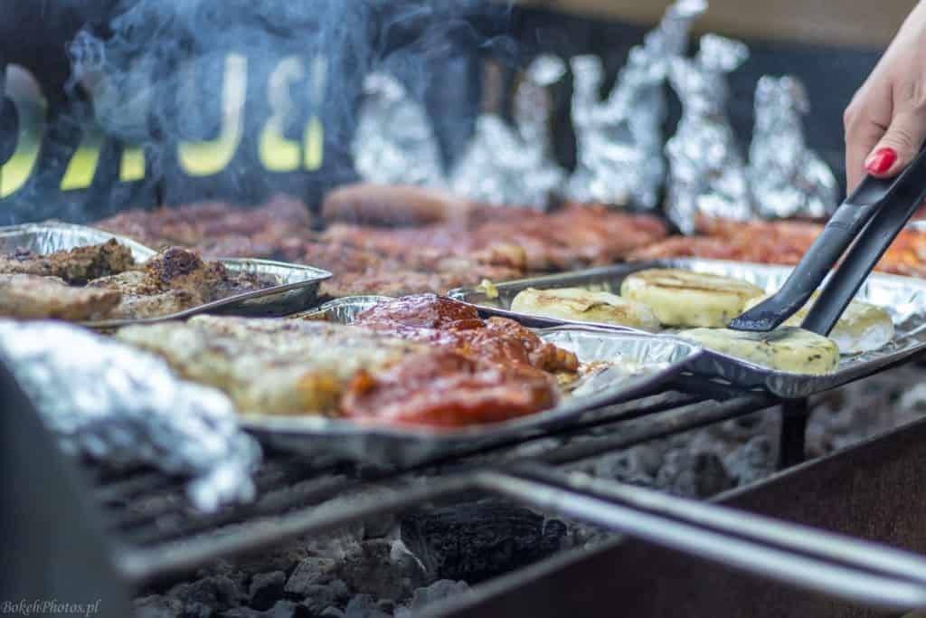 galeria grill inspiracja jedzenie