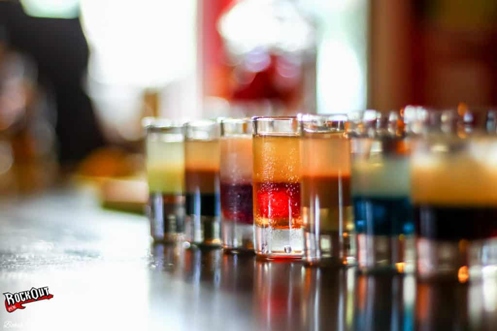 domowa fotografia produktowa wodka vodka drinki