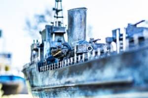 jak zrobić ładne zdjęcie płytka głębia ostrości statek gdynia