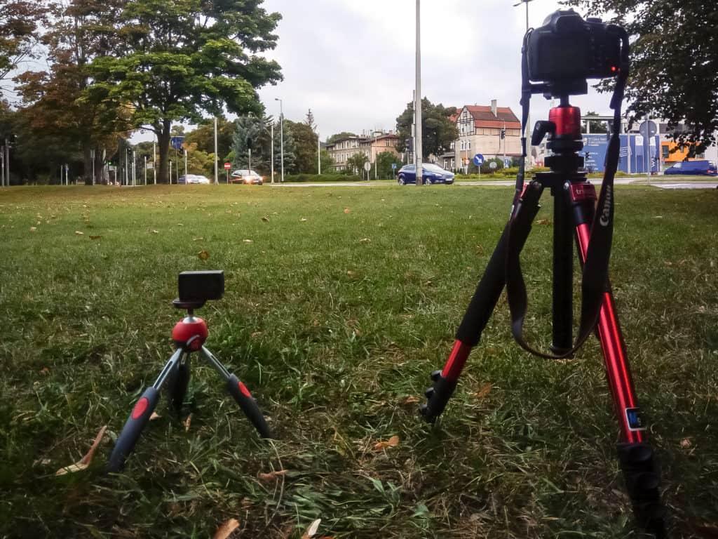 jak zrobic timelapse statyw kamera 1 1024x768 - Timelapse ! Jak zrobić i co to jest ?
