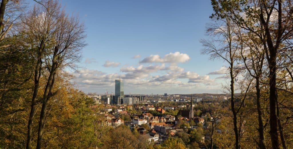 Zdjęcie panorama gdańsk pachołek hires 97 MPX