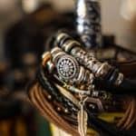 Fotografia produktowa foto wyzwanie skórzane bransoletki