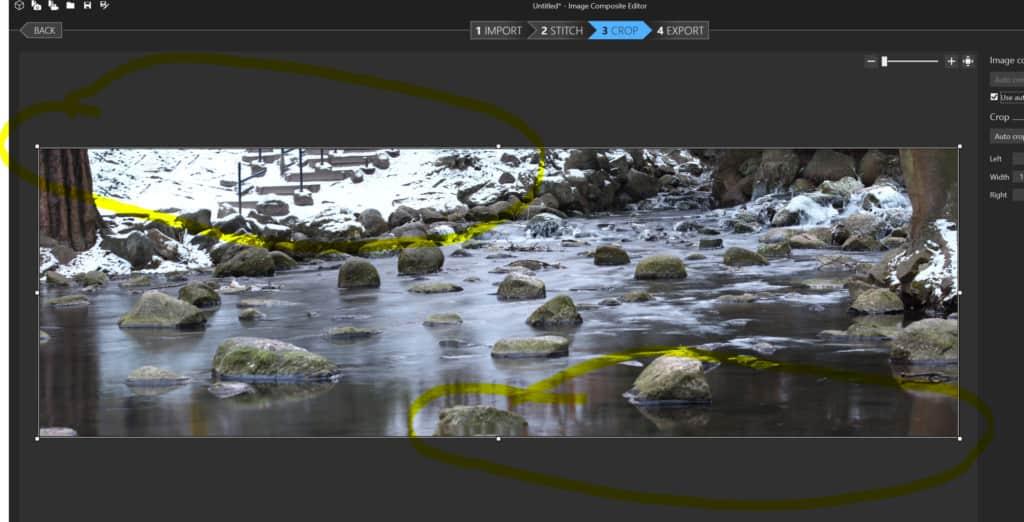 Image compositor panorama do wykadrowania AUTOUZUPEŁNIENIE braków 1024x522 - Jak zrobić zdjęcie panoramiczne