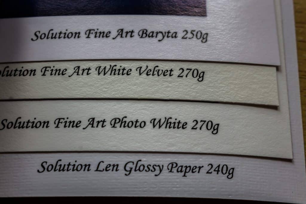 Jak wydrukować zdjęcie papier fotograficzny faktura i rodzaje 3 1024x683 - Jak drukować zdjęcia i czy warto ?