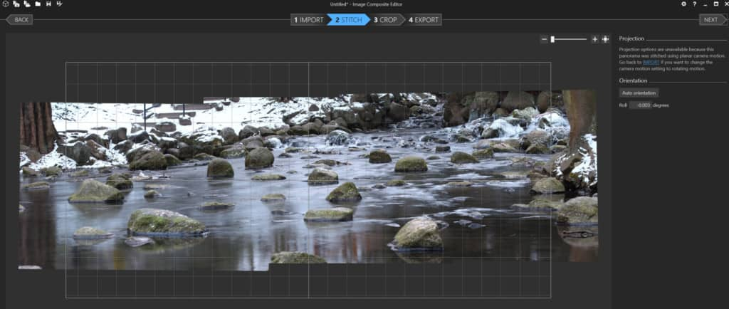 Jak zrobić zdjęcie panoramiczne Image Composite Editor  1024x434 - Jak zrobić zdjęcie panoramiczne