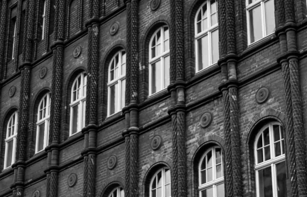 Kompozycja obrazu fotograficznego Gdańsk