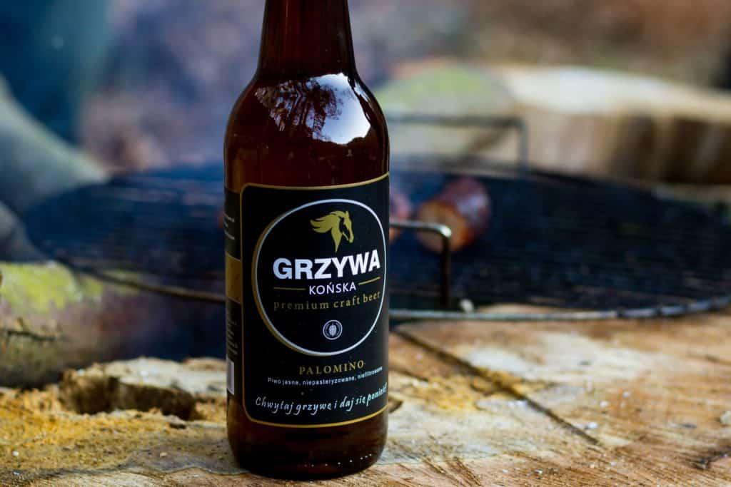 Końska Grzywa na grilla. 1 1024x683 - Fotografia produktowa butelki piwa
