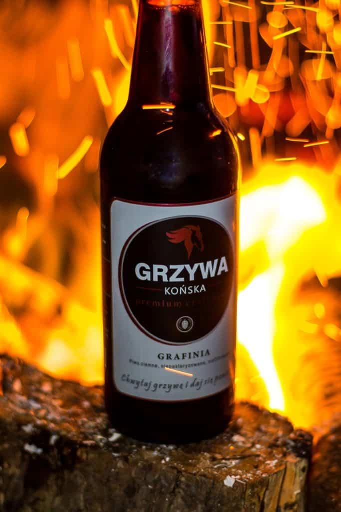 Końska Grzywa na grilla. 1 2 683x1024 - Fotografia produktowa butelki piwa