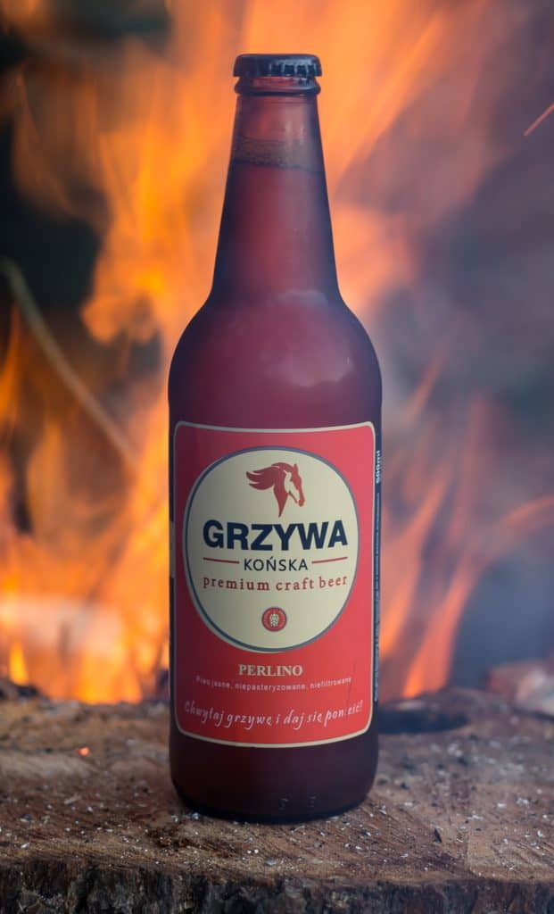 Końska Grzywa na grilla. 23 621x1024 - Fotografia produktowa butelki piwa