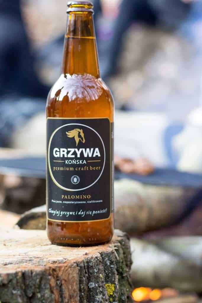 Końska Grzywa na grilla. 6 683x1024 - Fotografia produktowa butelki piwa
