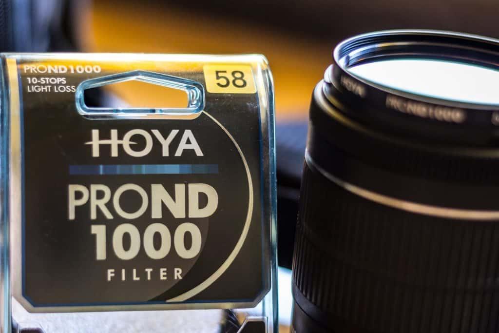 Filtr hoya prond 1000 filtr ND-3