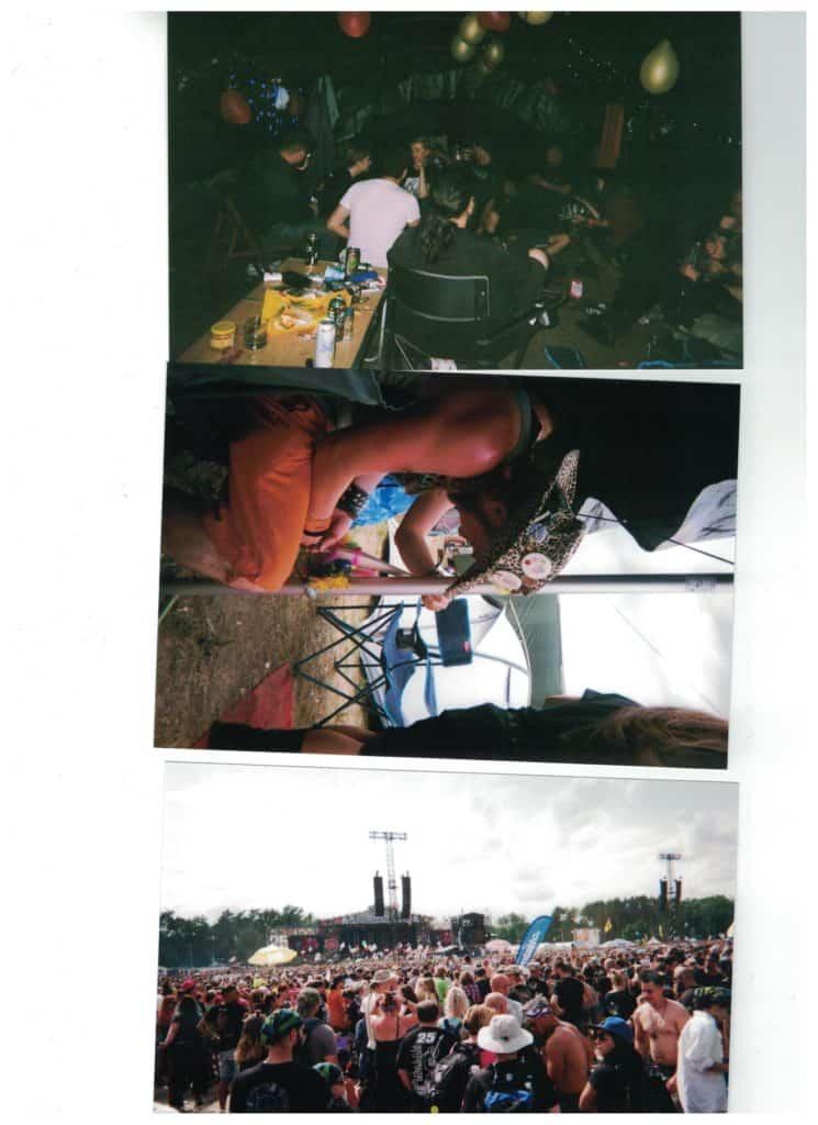 Zdjęcia aparatem jednorazowym fujifilm quicksnap - przykładowe skany