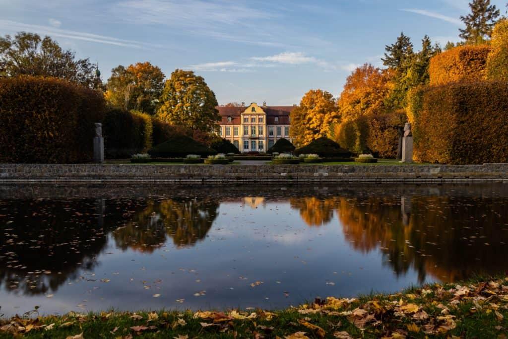 Fotografia lustrzana i odbicia jesień w parku oliwskim w Gdańsku 8 1024x683 - Fotografia lustrzana i odbicia