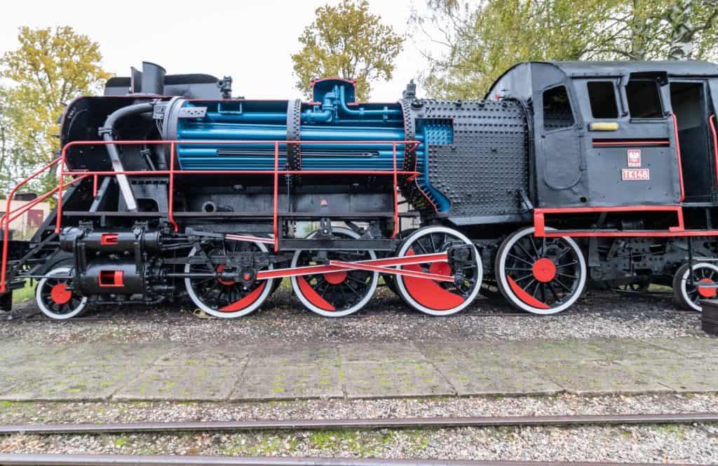 Muzeum kolejnictwa Kościerzyna i zdjęcia pociągów jedyny model