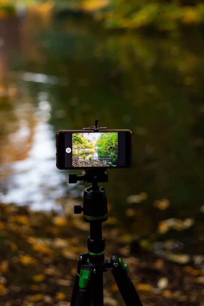 zakres dyanamiczny aparat a telefon 3 683x1024 - Krajobraz jesienny - Gdańska jesień
