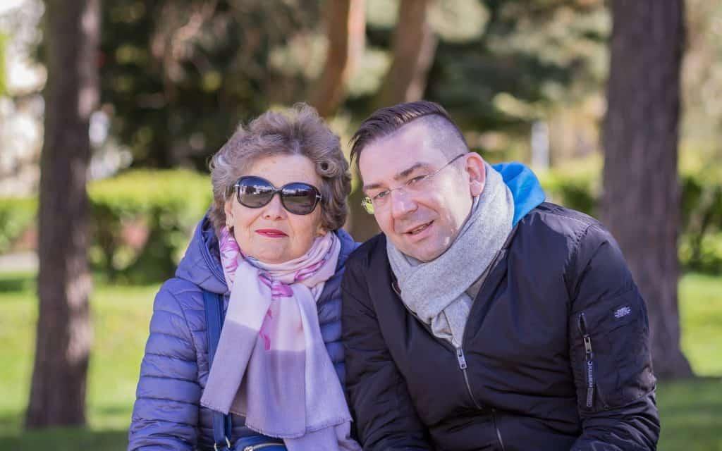 Paweł i Zofia portret żabianka majówka 2019 5 1024x640 - Memento mori - fotografia rodzinna