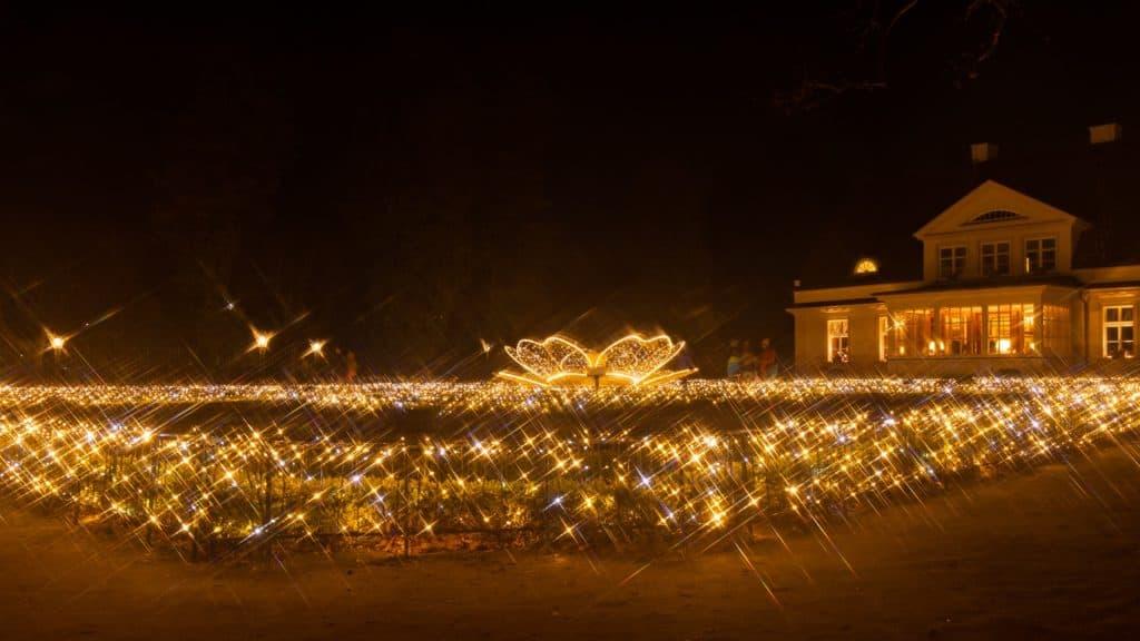 Filtr gwiazdkowy w fotografii gdańskie iluminacje 40 1024x576 - Filtr gwiazdkowy w fotografii