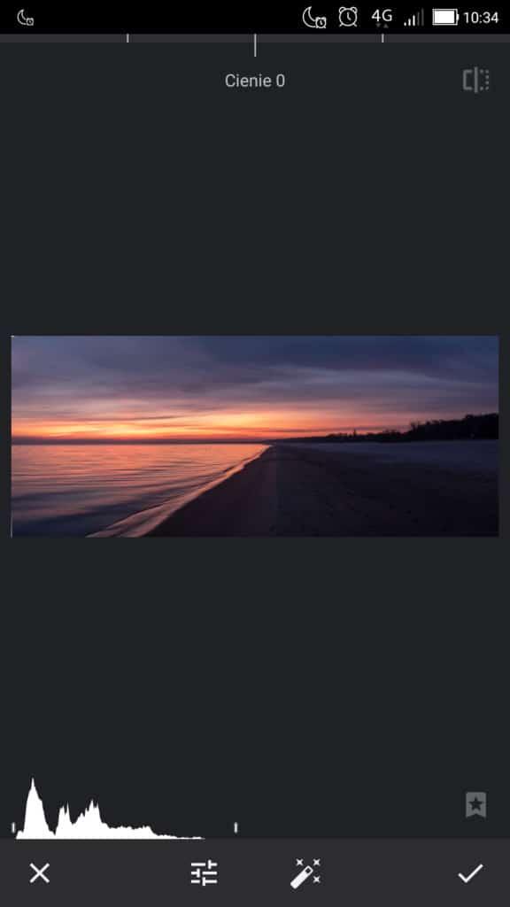 snapseed matowy krajobraz przed 576x1024 - Jak zrobić matowe zdjęcie