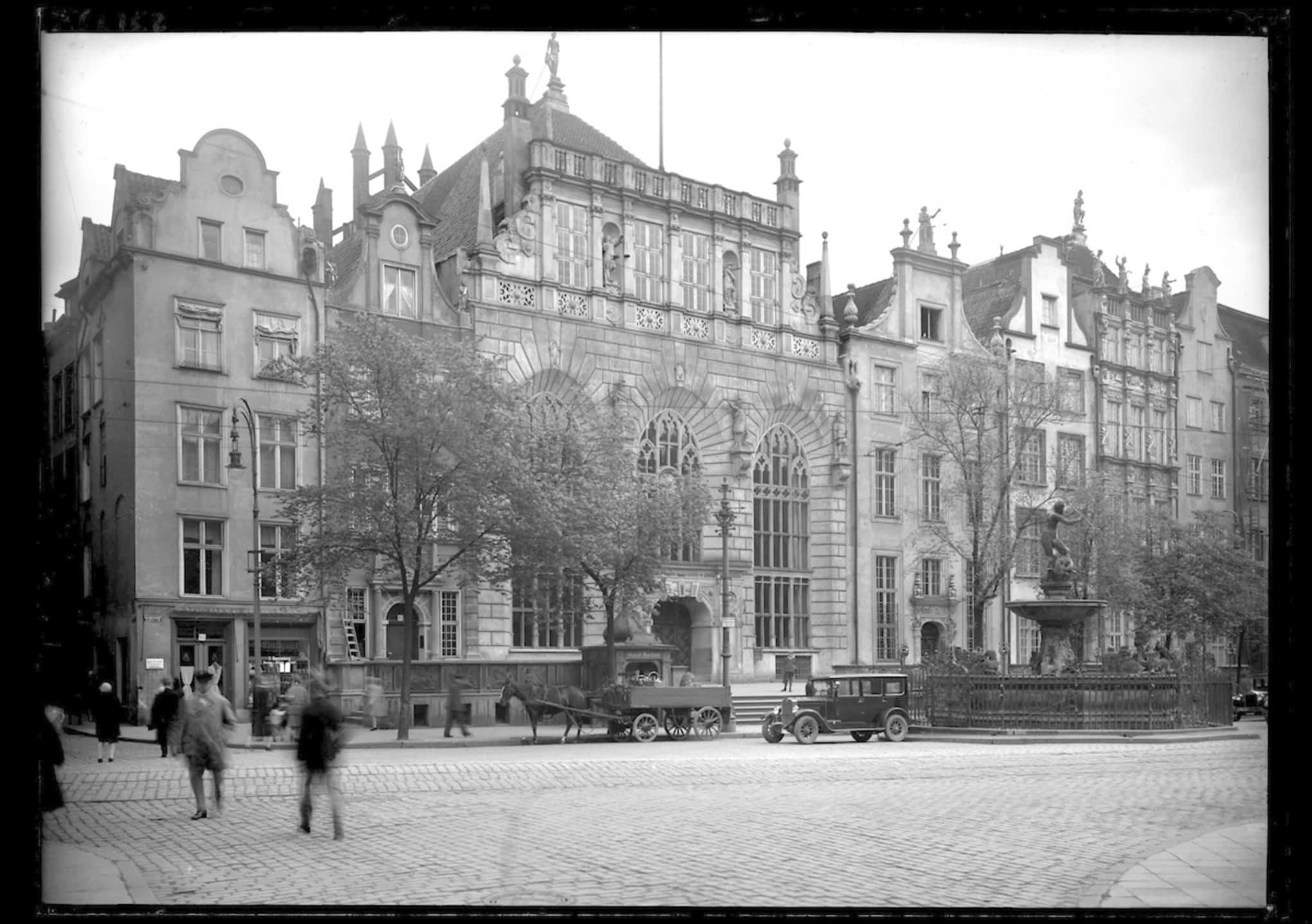 IS PAN 0000023149 - Zdjęcia starego Gdańska. Kompozycja w 5 prostych krokach !