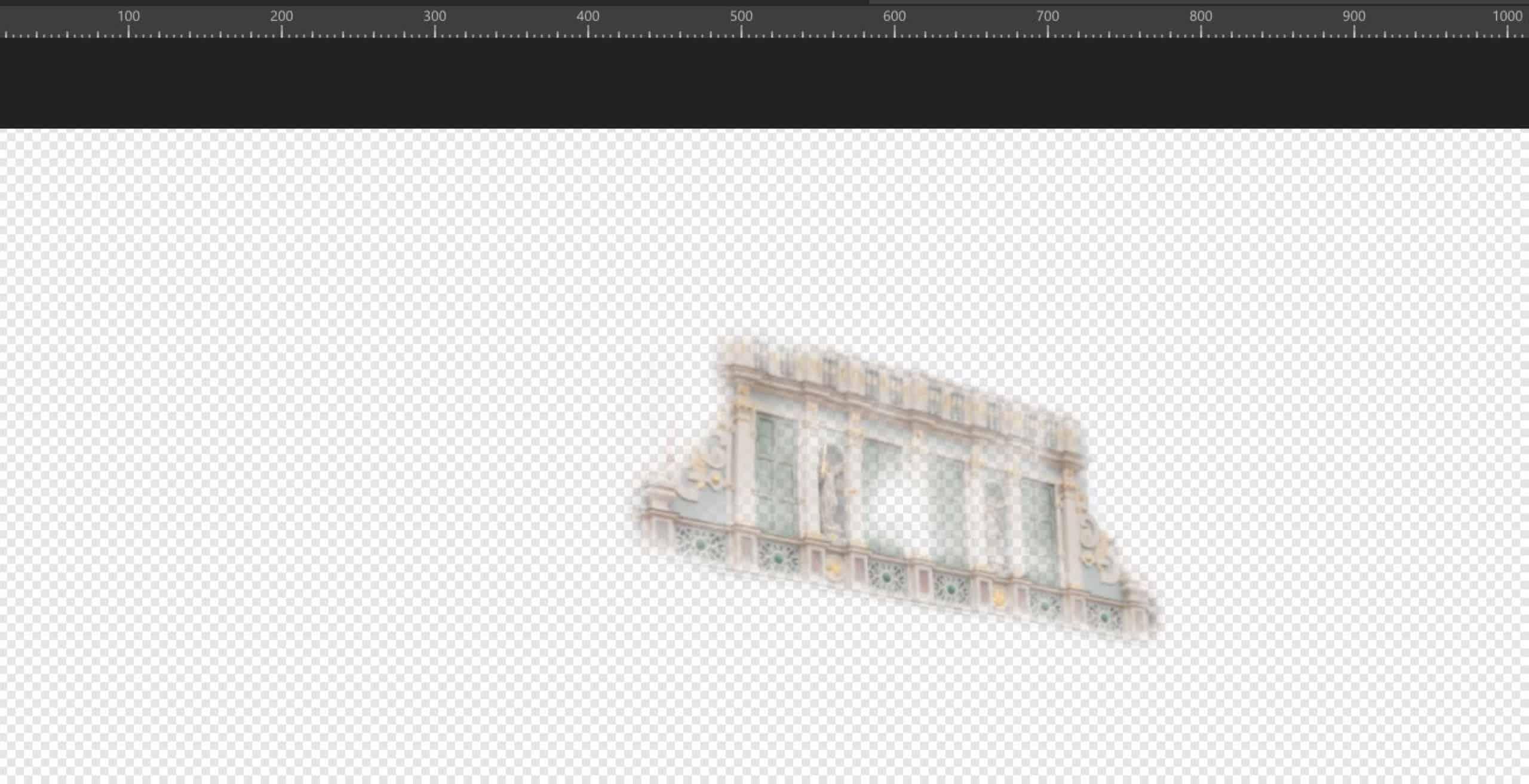 Zamaskowanie elementu z danego wycietego obszaru zdjecia - Zdjęcia starego Gdańska. Kompozycja w 5 prostych krokach !