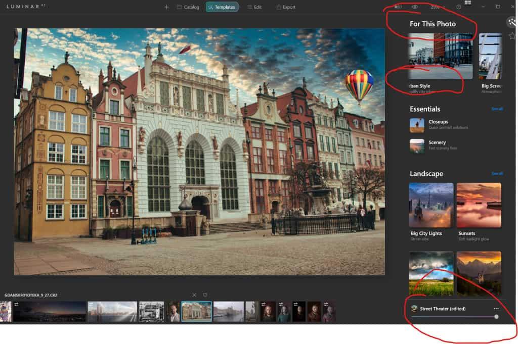 image 5 1024x681 - Program Luminar AI po polsku czyli sztuczna inteligencja do zdjęc w 2020
