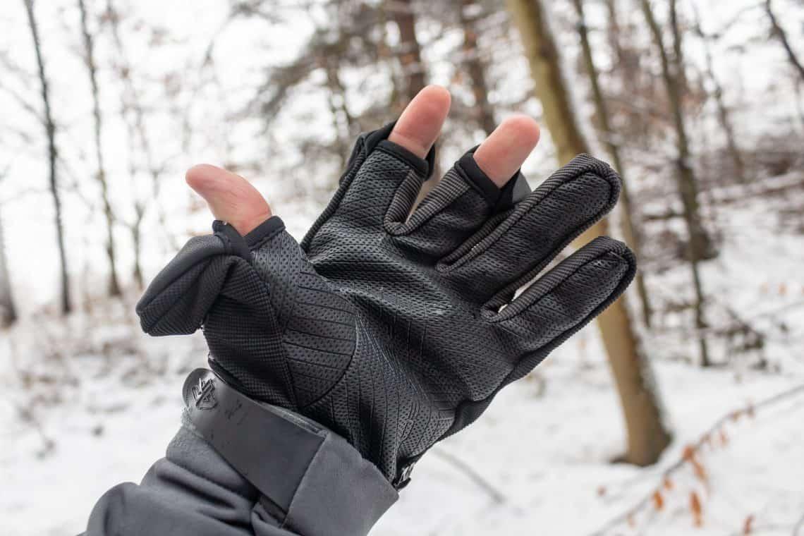 Rękawiczki fotograficzne pgytech -15