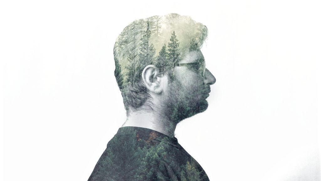 podwojna ekspozycja w fotografii portret z profilu efekt finalny 1024x576 - Podwójna ekspozycja w fotografii w 2 krokach !