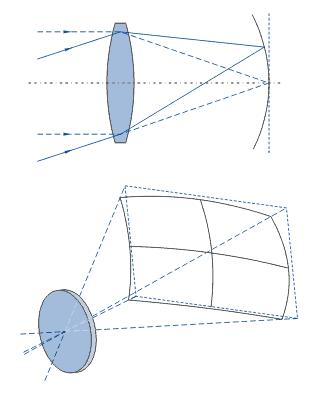 krzywizna pola makrofotografia - Makrofotografia poradnik i 7 pomysłów